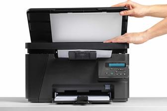 Сканирование бумажных документов